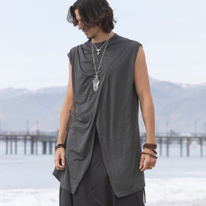 Gray | Jedi Mens Top