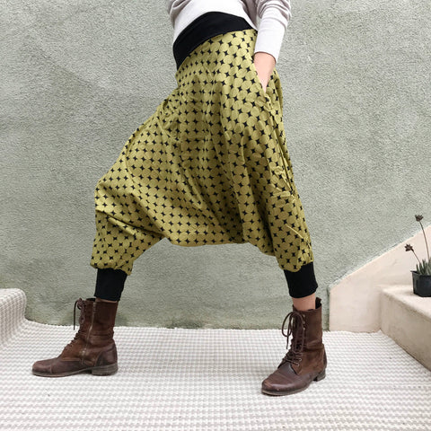 Green Light | 100% Cotton Pants