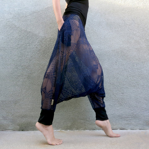 Violet Dream Lace Pants