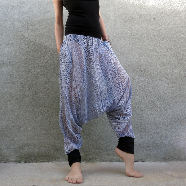 Crystal Dream Lace Pants