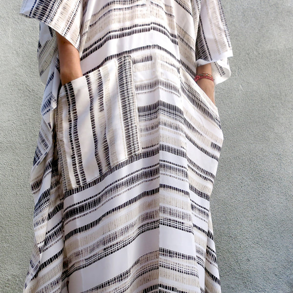 Harmony | 100% Silk Dress