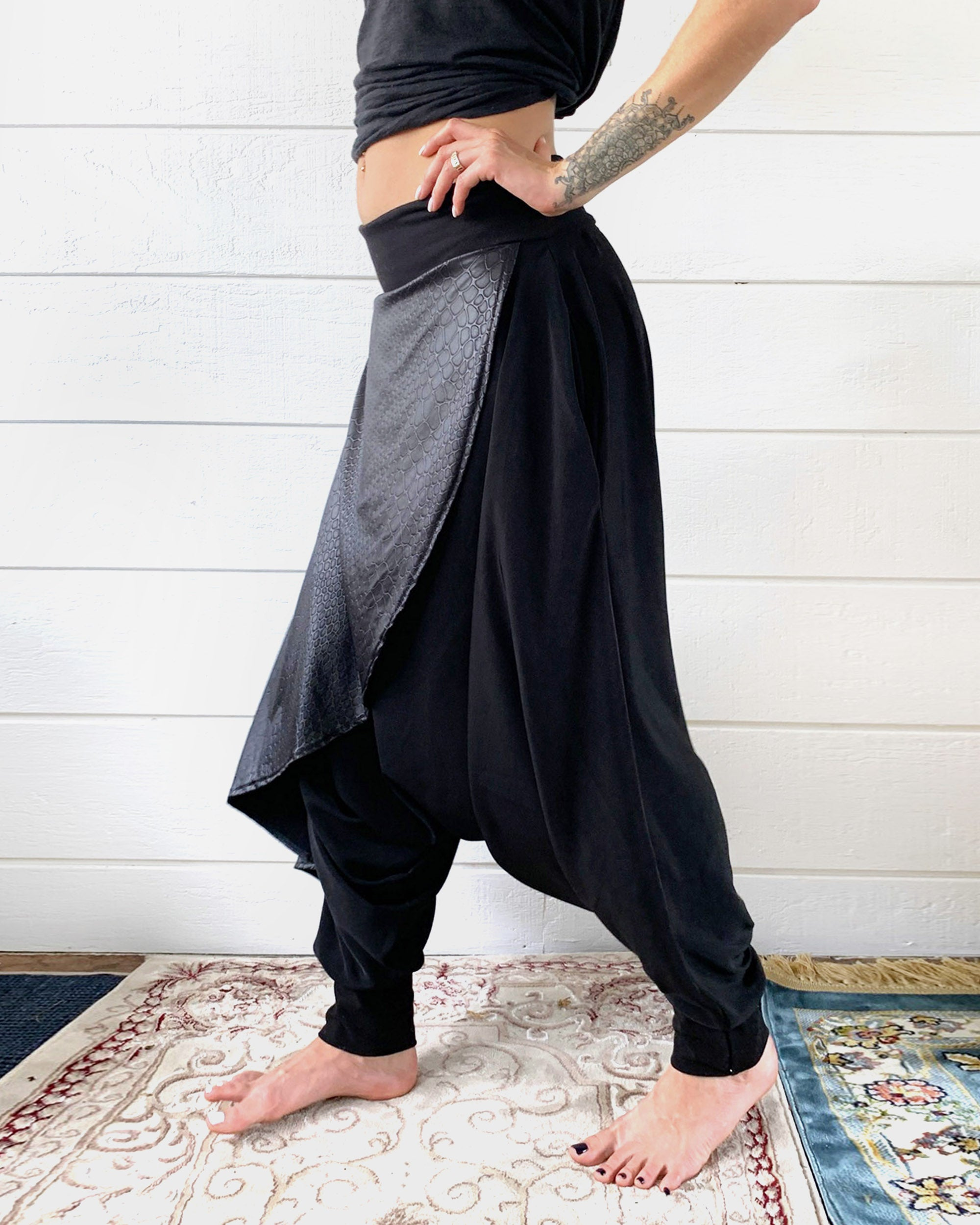 Glorka Dropcotch Pants