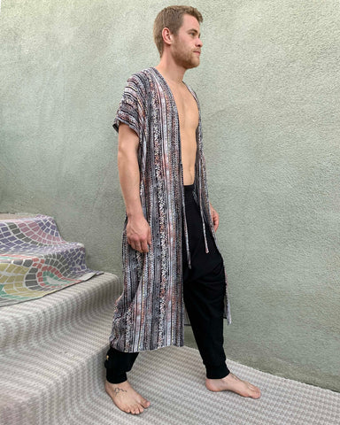 Aztec Path | Open Duster | Him