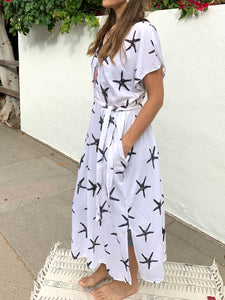 Sea Stars | Summer Dress