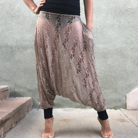 Antique Lace Pants