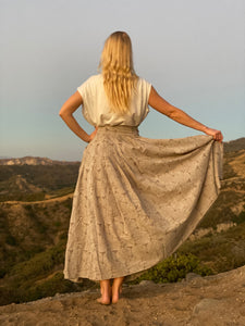 Tree Rings | Skirt