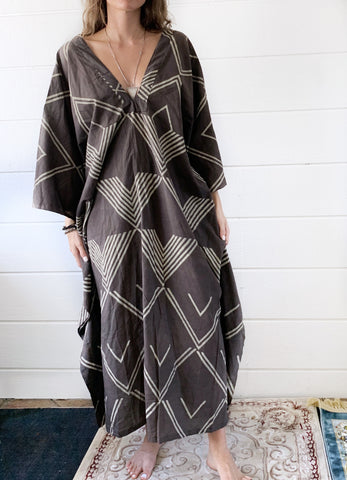 Equinox | 100% Organic Cotton Caftan