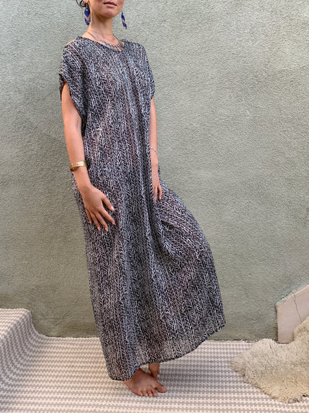 Glorka Kaftan Dress