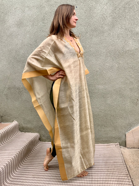 Golden Candlelight | Royal Kaftan