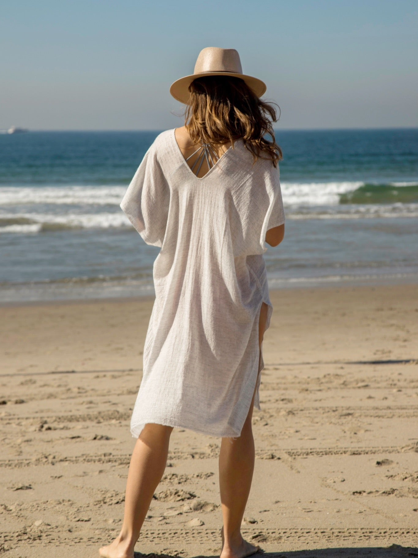 Simplicity | Light Wool Tunic | Her