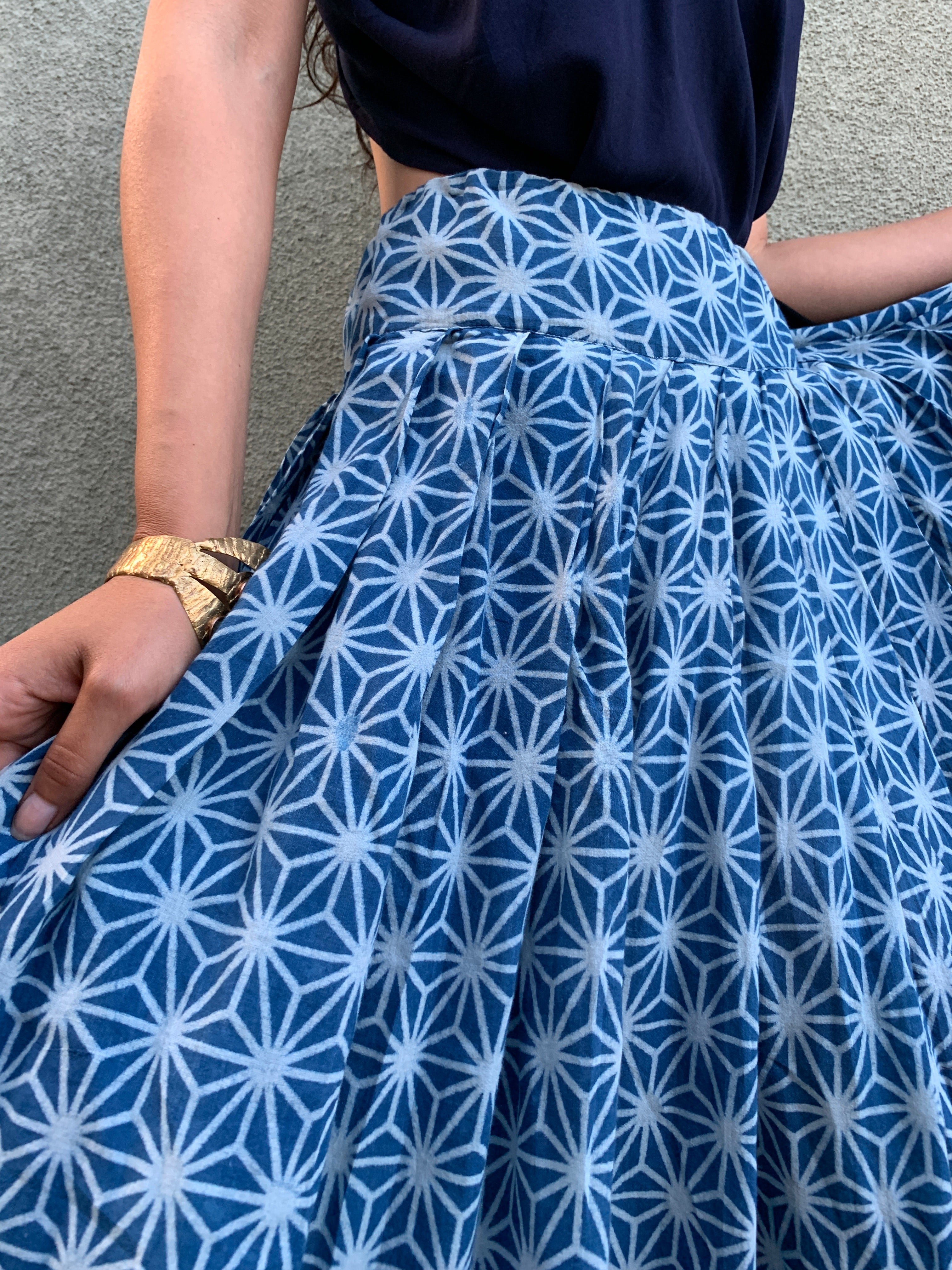 Sacred Flower | Skirt