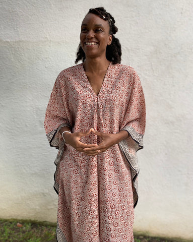 Happiness | Summer Kaftan