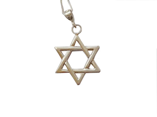 Star of David Pendant / #ST20