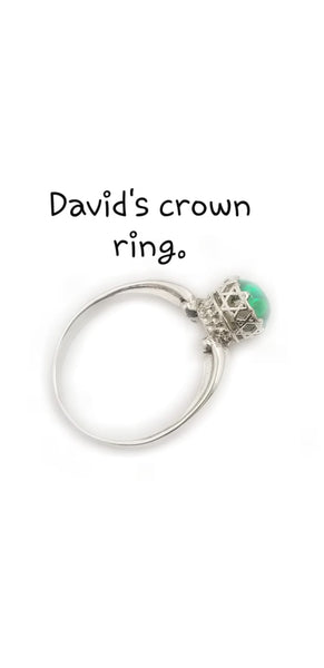 David's Crown Ring / DC160