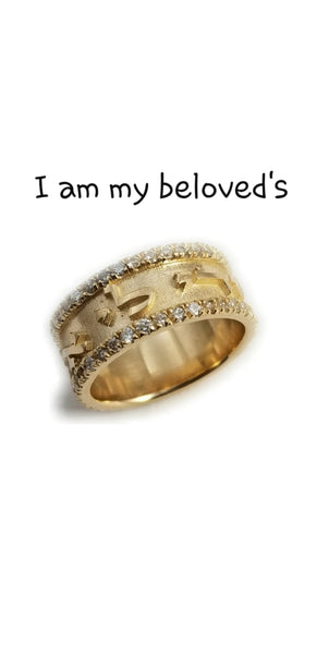 I Am My Beloved's / ANI720