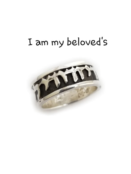 I AM MY BELOVED'S RING / IAM267
