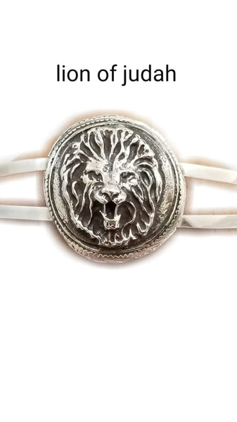 Lion of Judah Bangle / LOJ512