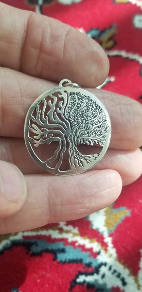Grafted In Tree Pendant / TL49