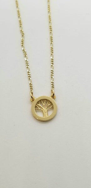 Tree of Life - Gold -/#TLP1
