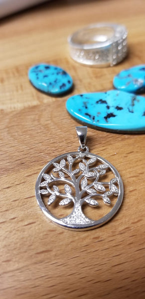 Tree of Life pendant / TLB801