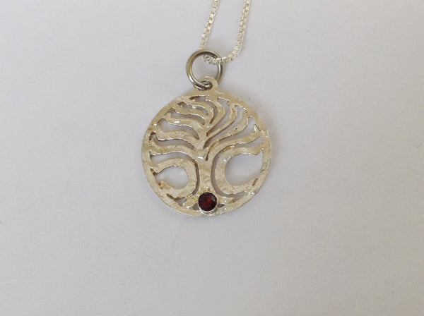 Tree of Life Pendant / #TLZ