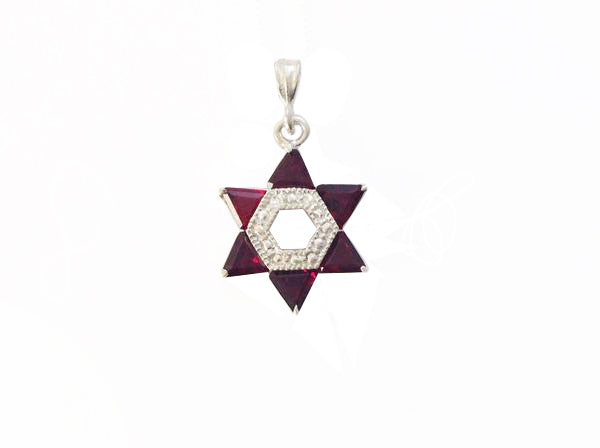 Star of David Pendant / #S20
