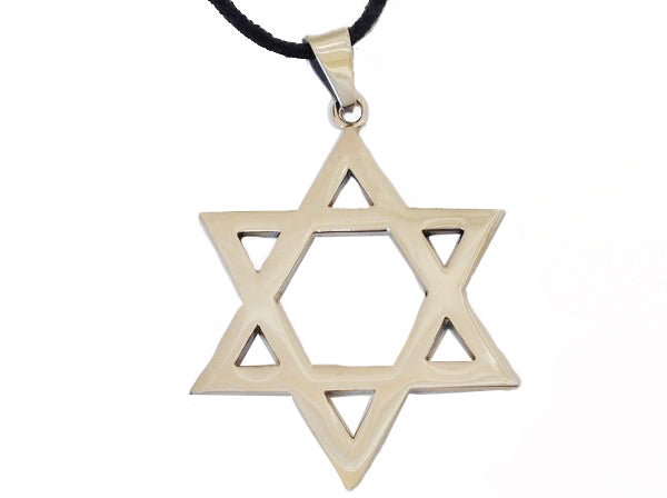 Star of David Pendant / #S8