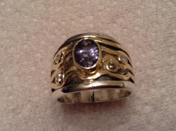The Crossing Over Ring /#Custom 1