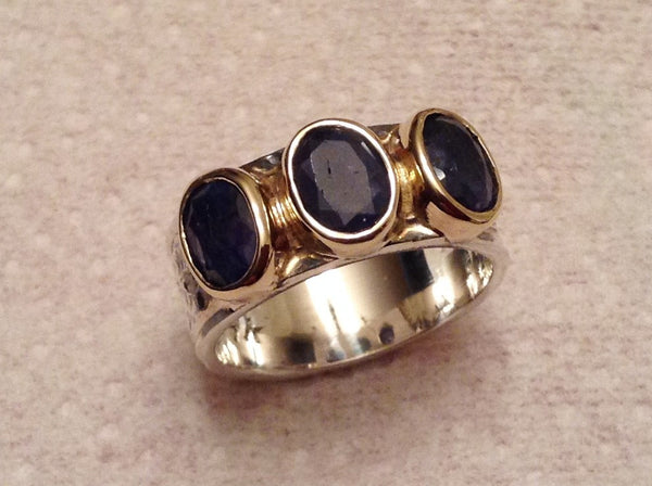 Saffire Ring /#Custom 2