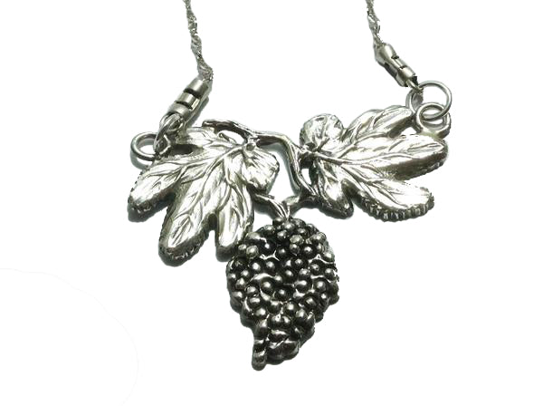 Grapevine Pendant, Sterling silver/ #ANV