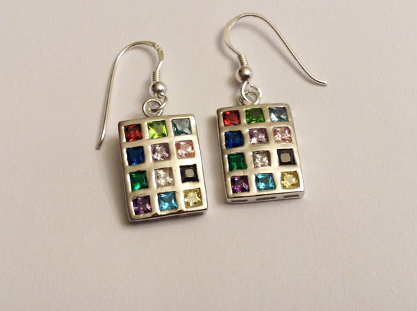 Choshen Breastplate Earrings /#HOSER