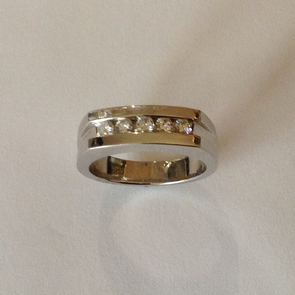 Wedding Band /#Custom 12