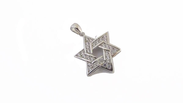 Star of David Pendant / #S13