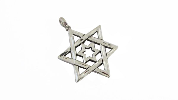 Star of David Pendant / #S48