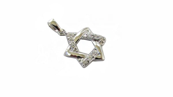 Star of David Pendant / #S14
