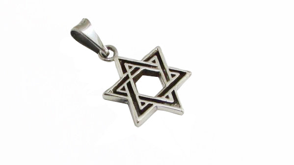 Star of David Pendant / #S47