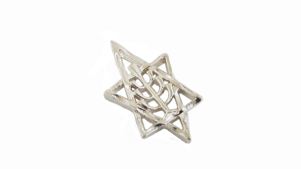 Star of David Pendant / #S34