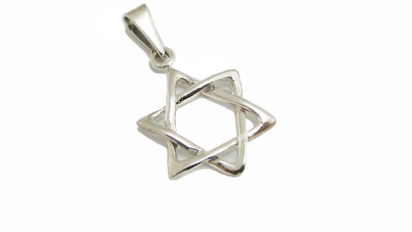 Star of David Pendant / #S36
