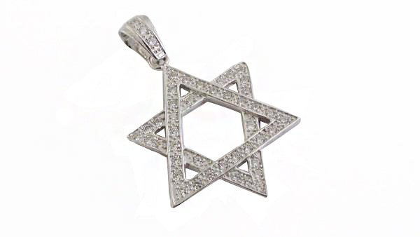 Star of David Pendant / #S21