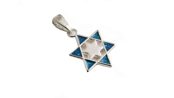 Star of David Pendant / #S38