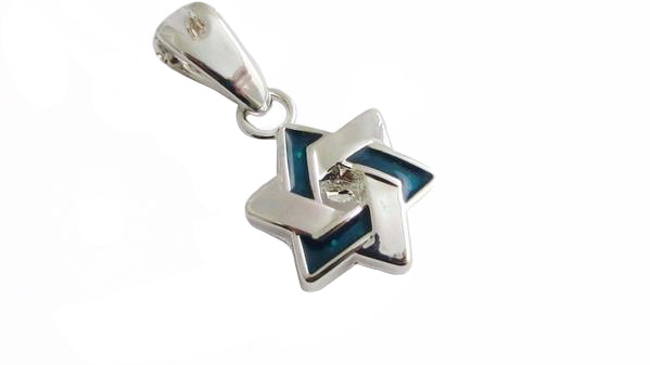 Star of David Pendant / #S39