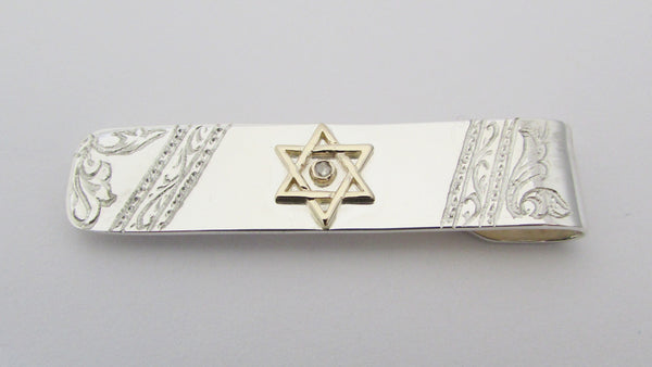 Star of David, Money Clip