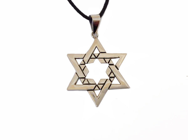 Star of David Pendant / #S45
