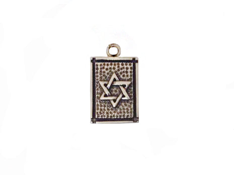 Star of David Pendant / #S16