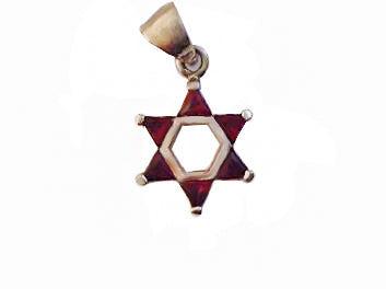 Star of David Pendant / #S26