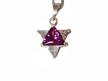 Star of David Pendant / #S30