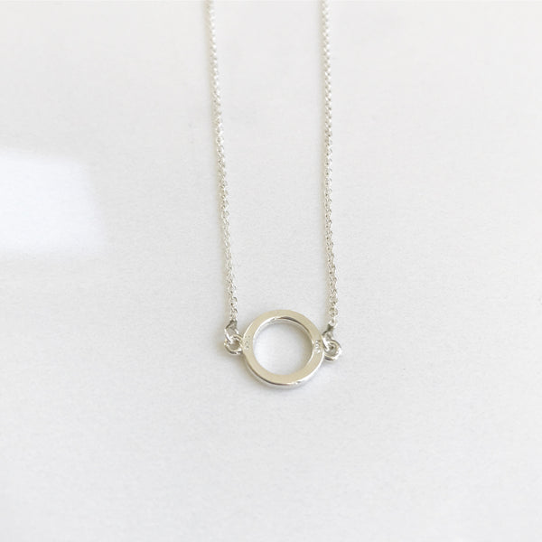 Simple Circle Pendant -  #OCP2