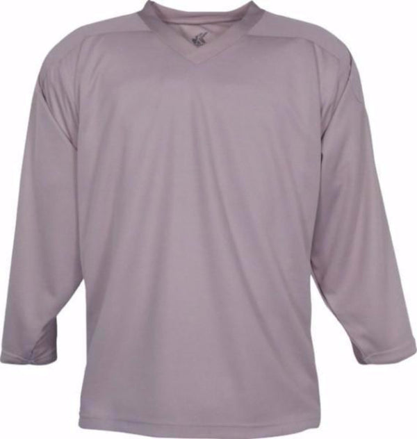 Economical Practice Jersey: Grey