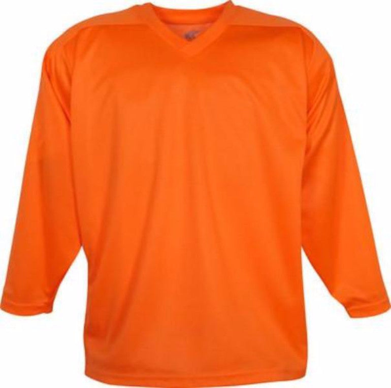Economical Practice Jersey: Orange