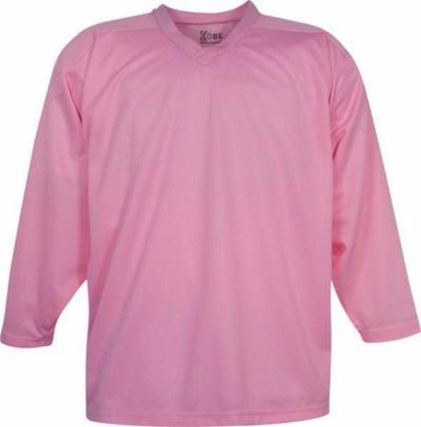 Economical Practice Jersey: Pink